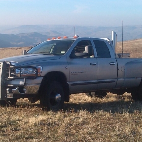 My 06 Dodge 3500