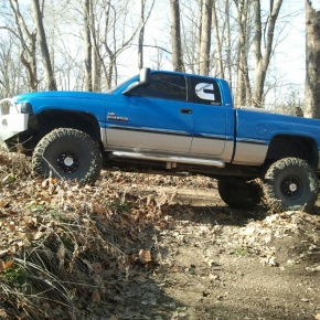 Blue Cummins