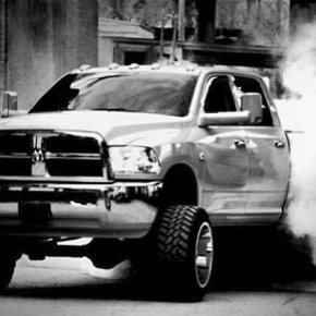 cummins diesel burnout