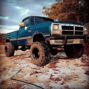 Diesel Truck