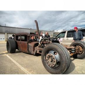 Diesel Rat Rod 2
