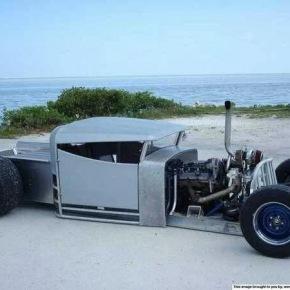 Diesel Rat Rod