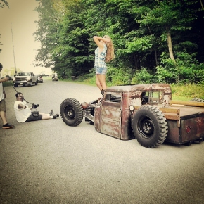 Village Customs Rat Rod