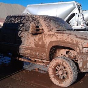 Nice Muddy GMC