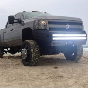 Light Bar Duramax Diesel