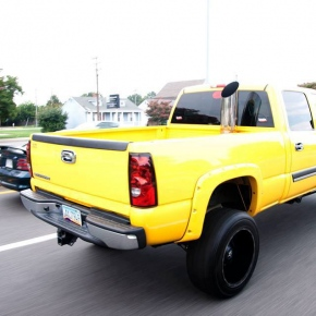 Duramax Yellow