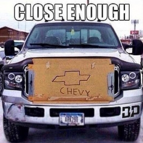 Fake Chevy
