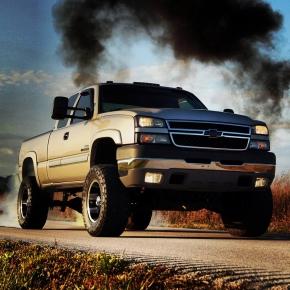 Duramax Rollin' Coal