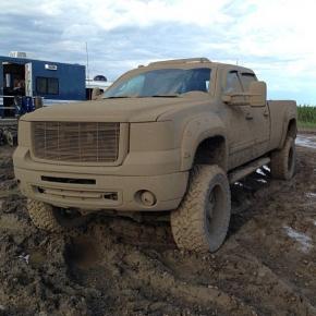 Duramax Diesel Truck