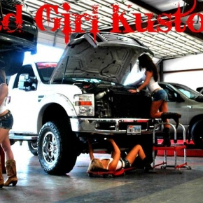 Bad Girl Kustomz