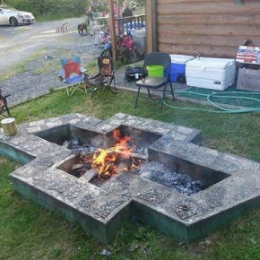 Checvy Fire Pit