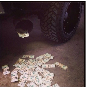 Money Out of a Tailpipe