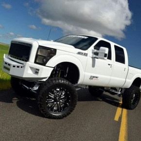 White Power Stroke