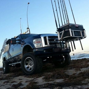 Power Stroke Fishing rig