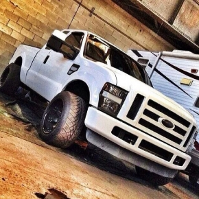 White Powerstroke