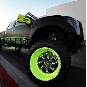 green-powerstroke