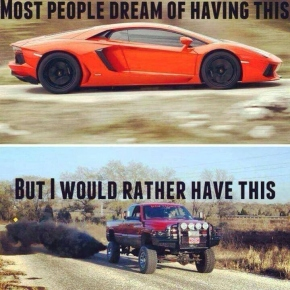 Sports car or Truck