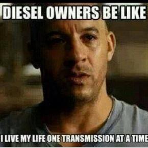 Diesel's New Line