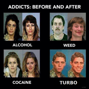 Addict Faces