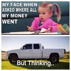 Where My Money Went
