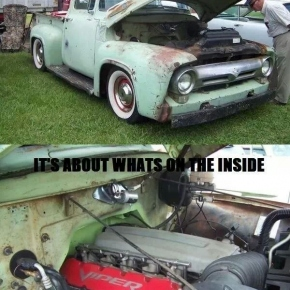Whats on the Inside