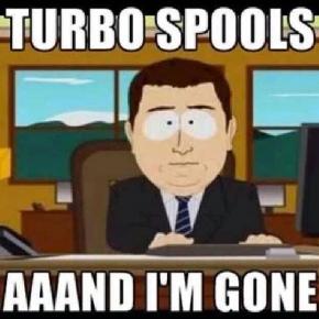 Turbo Spools