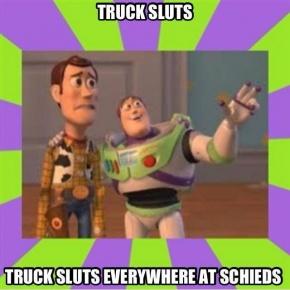 Truck Sluts