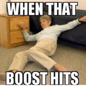 Boost Hits