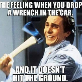 Wrench In The Car