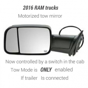 Tow With Your Trailer Attached