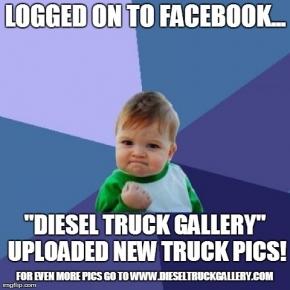 Diesel Truck Memes