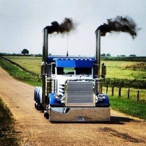 Low blue rig