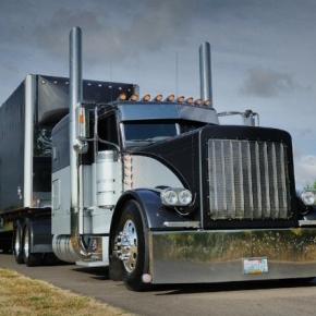 Peterbilt Trucks Largecar Truck Picture Chrome Shop