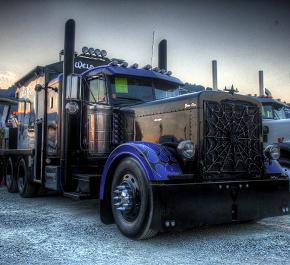 Peterbuilt Big Rig Trucks