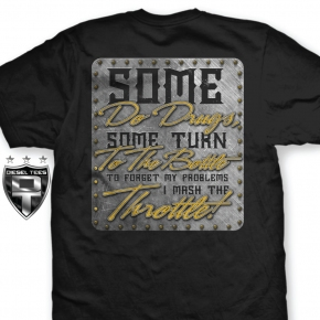 Diesel Tees Trucker Shirt