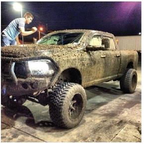 Muddy Cummins