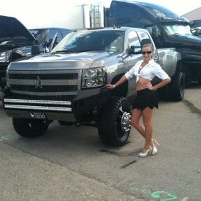Truck Girl