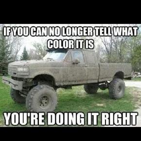 Dirty Diesel Truck Meme