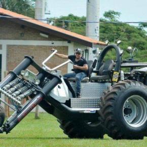Monster Trike