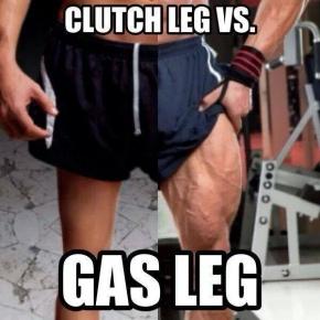 Gas Leg