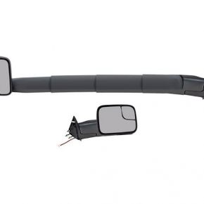 Extended Side Mirror