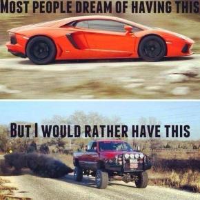 Sports car or Truck