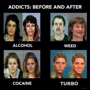 Addict Faces