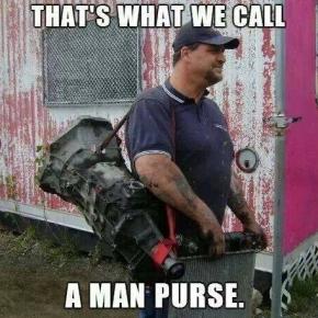 Purse For Boys