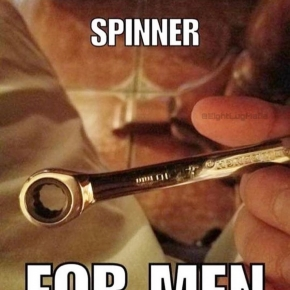 fidget spinner mechanic meme