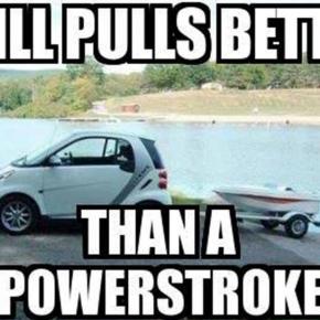 Pulls Better Than Powerstroke